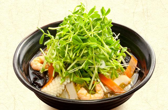 人気上昇中!野菜たっぷり醤油ちゃんぽんイメージ画像