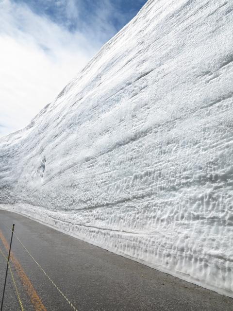 雪の大谷!イメージ画像